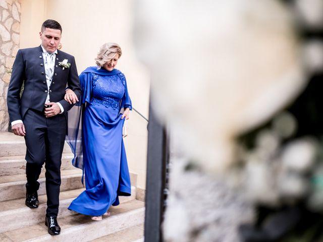 Il matrimonio di Gianluca e Valentina a Canepina, Viterbo 51