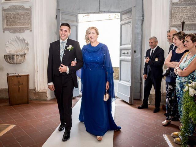 Il matrimonio di Gianluca e Valentina a Canepina, Viterbo 53