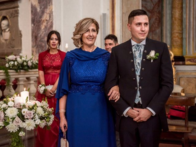 Il matrimonio di Gianluca e Valentina a Canepina, Viterbo 54