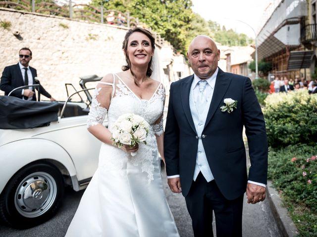Il matrimonio di Gianluca e Valentina a Canepina, Viterbo 55