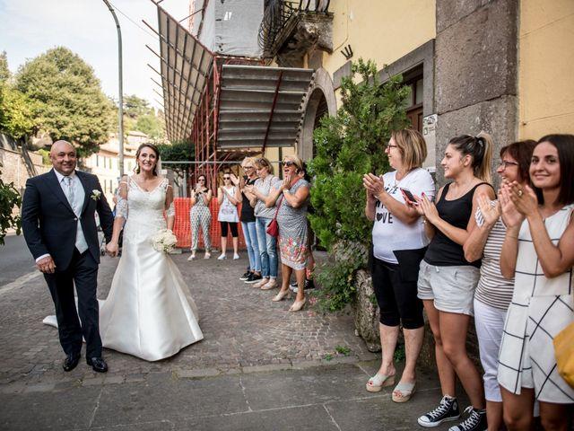 Il matrimonio di Gianluca e Valentina a Canepina, Viterbo 58