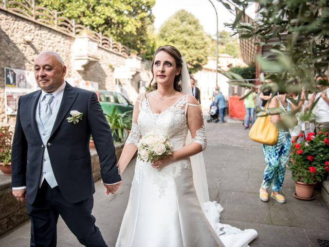 Il matrimonio di Gianluca e Valentina a Canepina, Viterbo 59