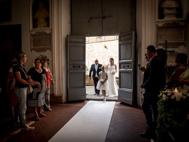 Il matrimonio di Gianluca e Valentina a Canepina, Viterbo 61