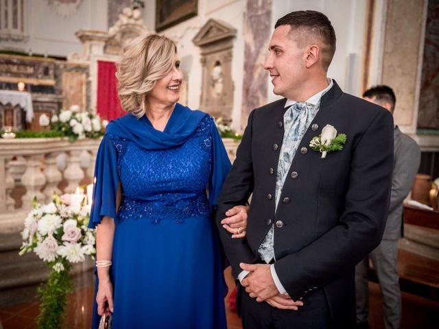 Il matrimonio di Gianluca e Valentina a Canepina, Viterbo 63
