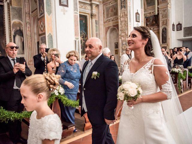 Il matrimonio di Gianluca e Valentina a Canepina, Viterbo 64