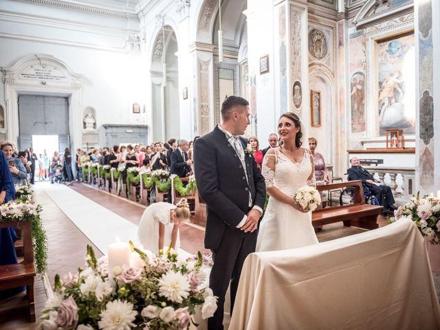 Il matrimonio di Gianluca e Valentina a Canepina, Viterbo 65