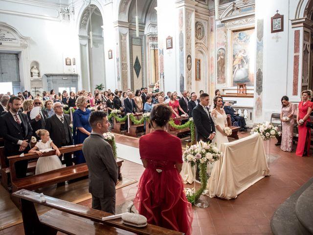 Il matrimonio di Gianluca e Valentina a Canepina, Viterbo 66