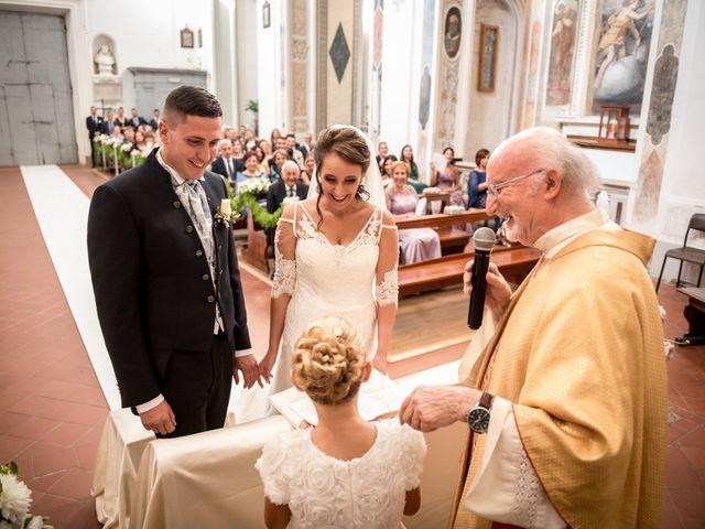 Il matrimonio di Gianluca e Valentina a Canepina, Viterbo 70