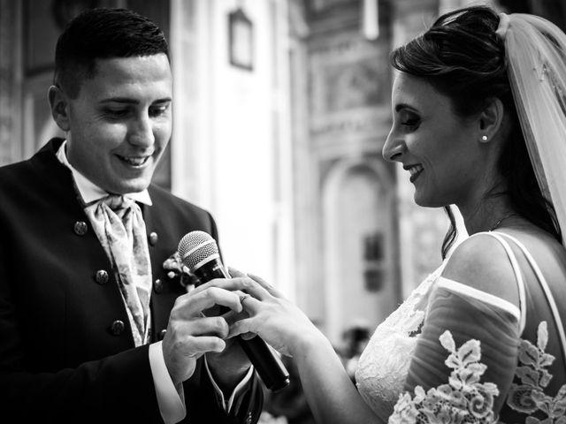 Il matrimonio di Gianluca e Valentina a Canepina, Viterbo 75