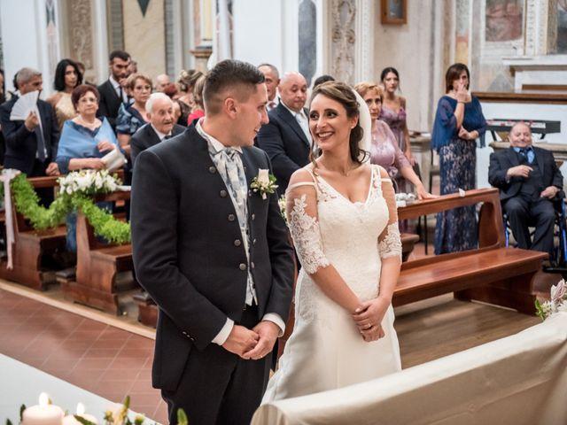 Il matrimonio di Gianluca e Valentina a Canepina, Viterbo 76