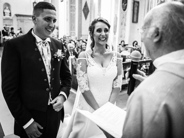Il matrimonio di Gianluca e Valentina a Canepina, Viterbo 77