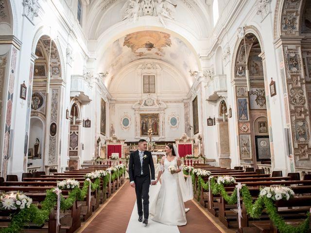 Il matrimonio di Gianluca e Valentina a Canepina, Viterbo 78