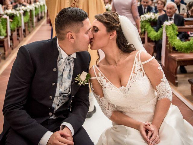 Il matrimonio di Gianluca e Valentina a Canepina, Viterbo 79