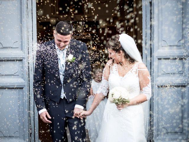 Il matrimonio di Gianluca e Valentina a Canepina, Viterbo 81