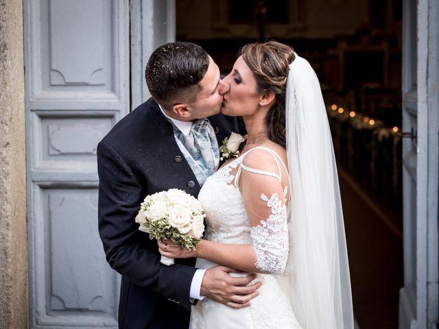 Il matrimonio di Gianluca e Valentina a Canepina, Viterbo 82