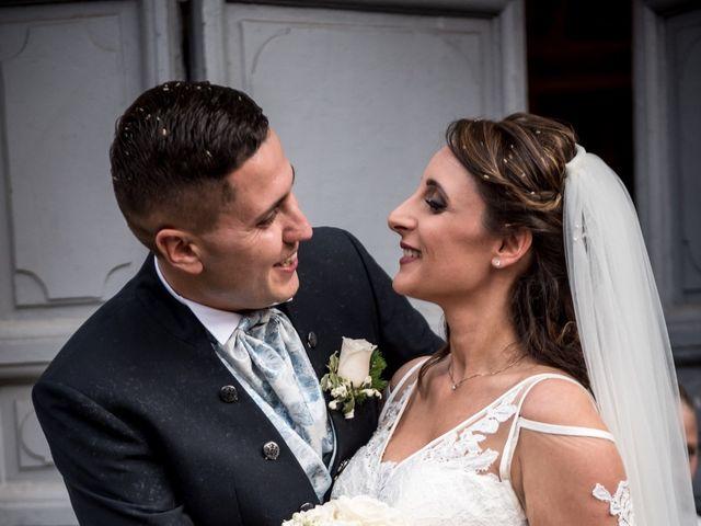 Il matrimonio di Gianluca e Valentina a Canepina, Viterbo 83