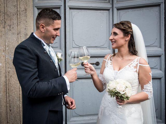 Il matrimonio di Gianluca e Valentina a Canepina, Viterbo 84