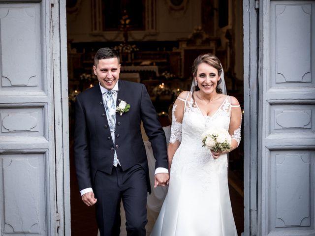 Il matrimonio di Gianluca e Valentina a Canepina, Viterbo 86