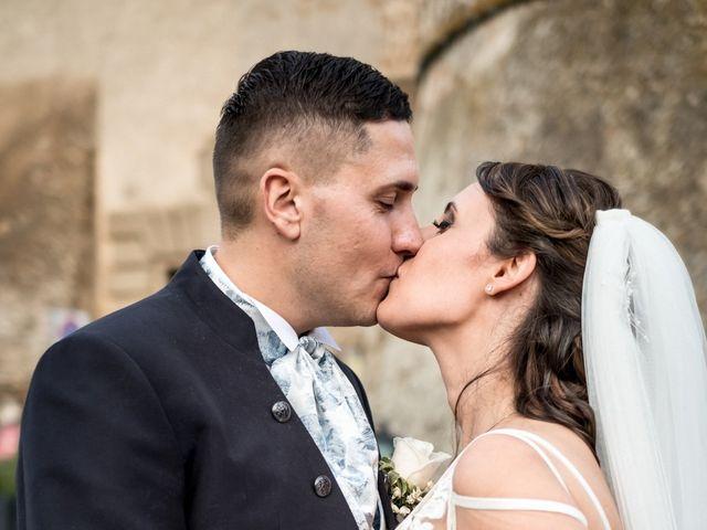 Il matrimonio di Gianluca e Valentina a Canepina, Viterbo 87