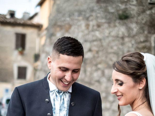 Il matrimonio di Gianluca e Valentina a Canepina, Viterbo 88
