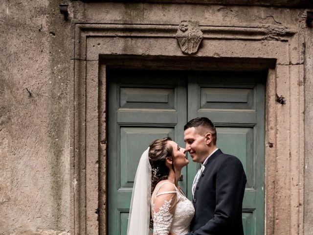 Il matrimonio di Gianluca e Valentina a Canepina, Viterbo 89