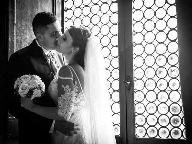 Il matrimonio di Gianluca e Valentina a Canepina, Viterbo 95
