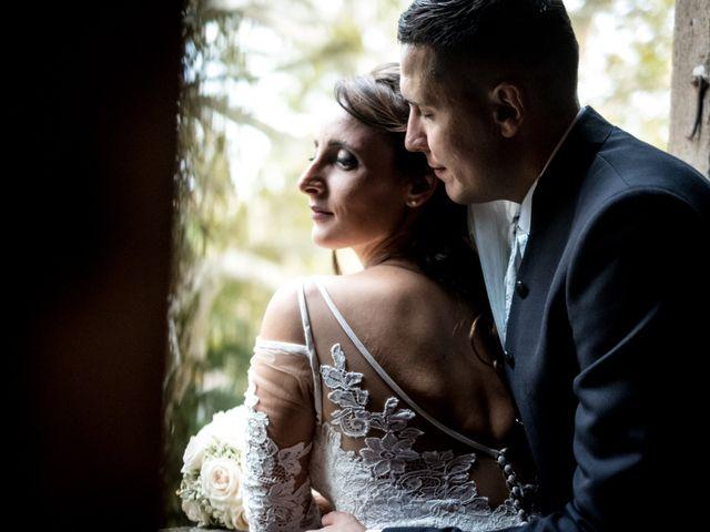Il matrimonio di Gianluca e Valentina a Canepina, Viterbo 97