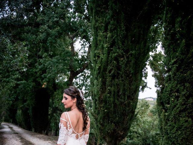 Il matrimonio di Gianluca e Valentina a Canepina, Viterbo 99