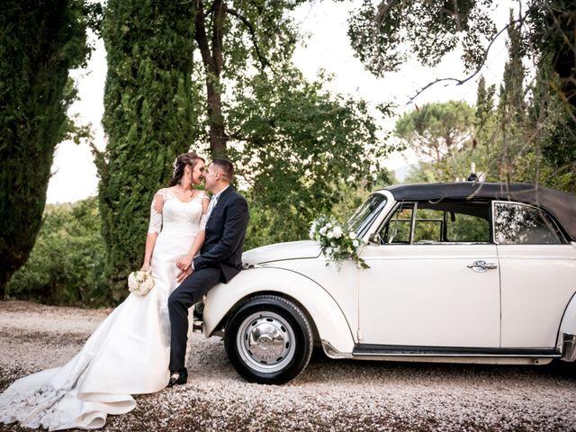 Le nozze di Valentina e Gianluca
