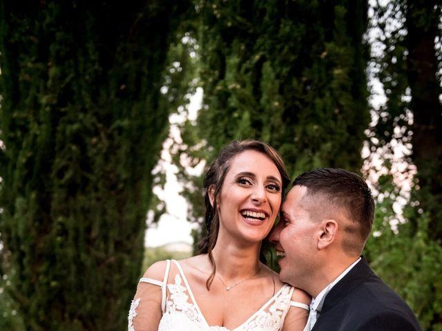 Il matrimonio di Gianluca e Valentina a Canepina, Viterbo 1