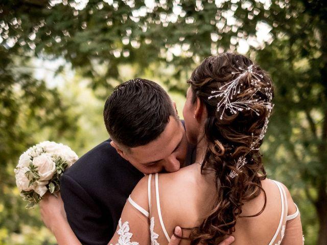 Il matrimonio di Gianluca e Valentina a Canepina, Viterbo 103