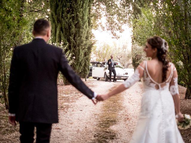 Il matrimonio di Gianluca e Valentina a Canepina, Viterbo 105