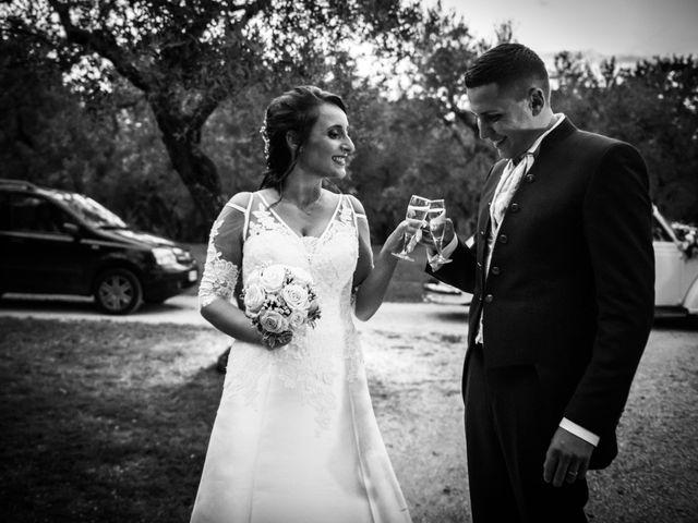 Il matrimonio di Gianluca e Valentina a Canepina, Viterbo 106