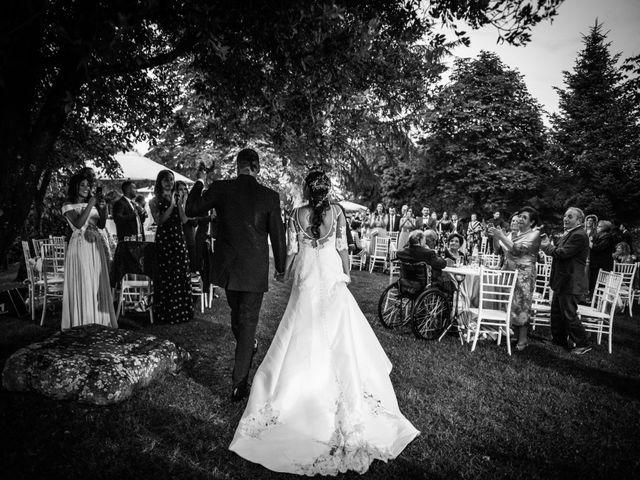 Il matrimonio di Gianluca e Valentina a Canepina, Viterbo 107