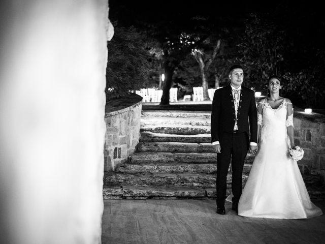 Il matrimonio di Gianluca e Valentina a Canepina, Viterbo 109