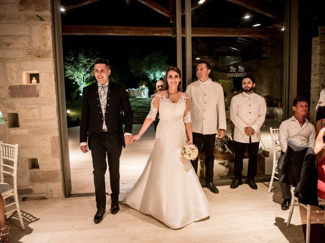 Il matrimonio di Gianluca e Valentina a Canepina, Viterbo 110