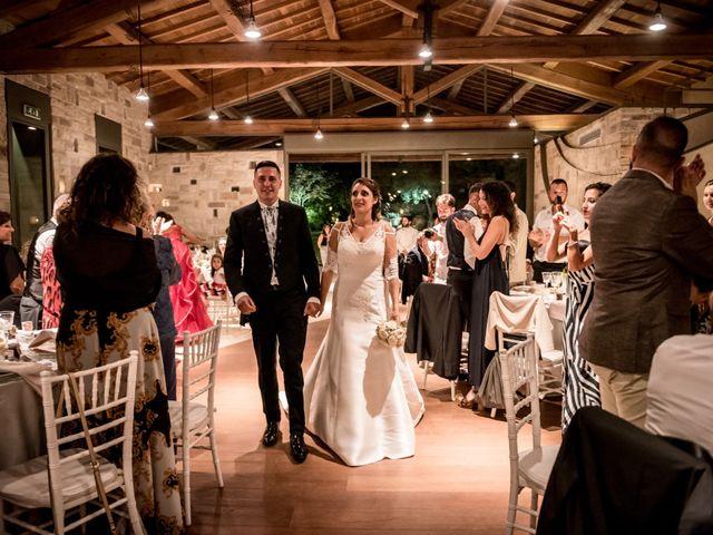 Il matrimonio di Gianluca e Valentina a Canepina, Viterbo 112