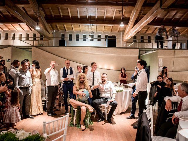 Il matrimonio di Gianluca e Valentina a Canepina, Viterbo 117