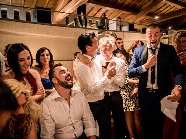 Il matrimonio di Gianluca e Valentina a Canepina, Viterbo 118