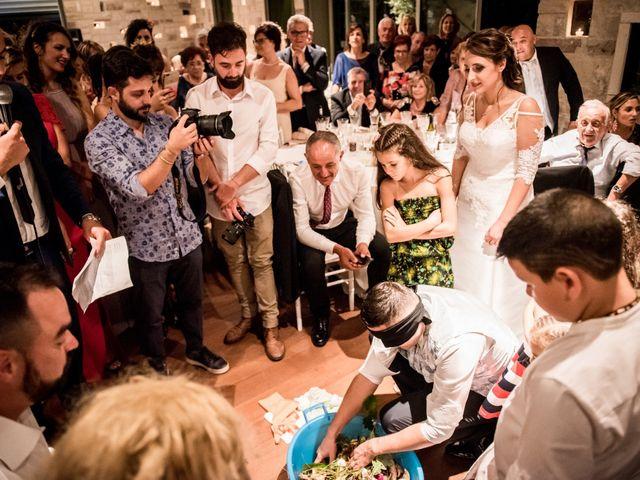 Il matrimonio di Gianluca e Valentina a Canepina, Viterbo 119