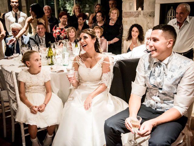 Il matrimonio di Gianluca e Valentina a Canepina, Viterbo 120