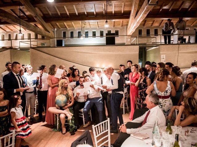 Il matrimonio di Gianluca e Valentina a Canepina, Viterbo 126