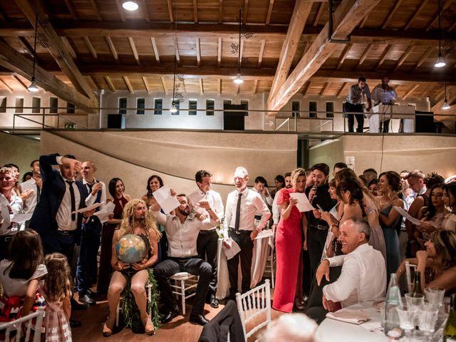 Il matrimonio di Gianluca e Valentina a Canepina, Viterbo 127
