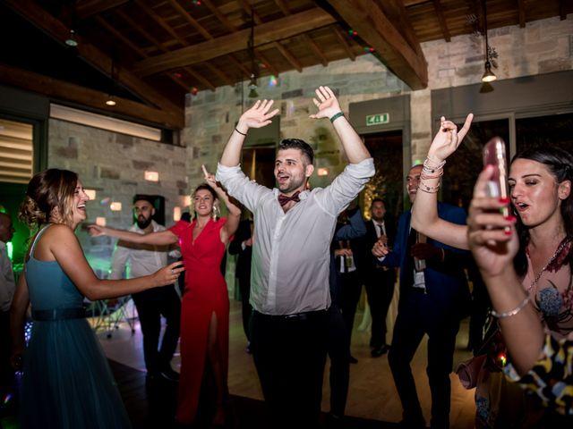 Il matrimonio di Gianluca e Valentina a Canepina, Viterbo 131
