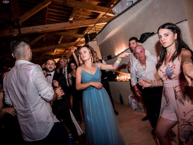 Il matrimonio di Gianluca e Valentina a Canepina, Viterbo 134