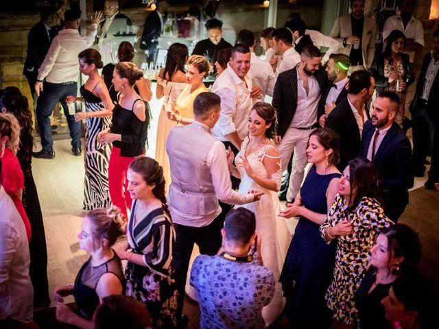 Il matrimonio di Gianluca e Valentina a Canepina, Viterbo 139