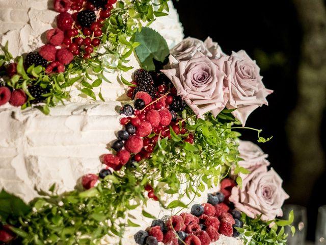 Il matrimonio di Gianluca e Valentina a Canepina, Viterbo 141