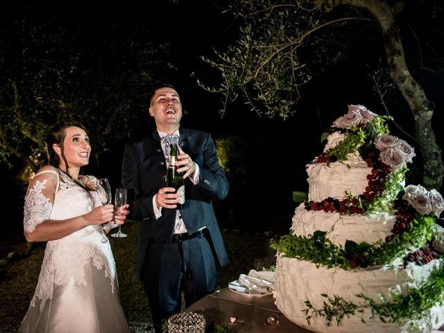 Il matrimonio di Gianluca e Valentina a Canepina, Viterbo 144