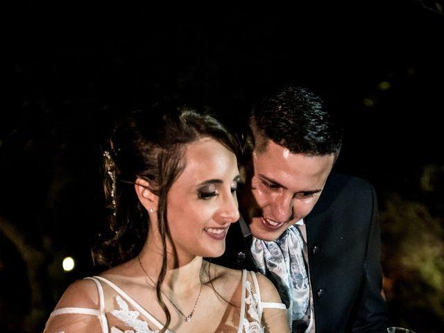 Il matrimonio di Gianluca e Valentina a Canepina, Viterbo 145