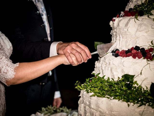 Il matrimonio di Gianluca e Valentina a Canepina, Viterbo 146